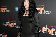 Cher Fitted Blouse