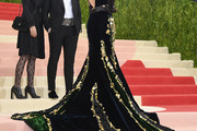 Katy Perry Embroidered Dress