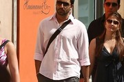 Abhishek Bachchan Button Down Shirt