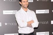 Adam Levine Button Down Shirt