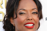 Aisha Tyler Pinned Up Ringlets