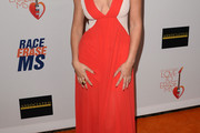 Alyson Michalka Evening Dress