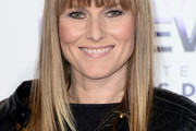 Amy Astley Long Straight Cut with Bangs