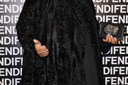 Andre Leon Talley Fur Coat