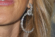 Anna dello Russo Dangling Diamond Earrings
