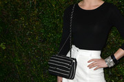 Annabelle Wallis Chain Strap Bag