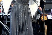 Annie Lennox Beaded Dress