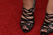Ari Graynor Strappy Sandals