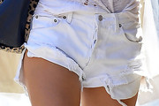 Ashley Hart Denim Shorts
