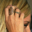 Ashley Tisdale Wide Band Ring