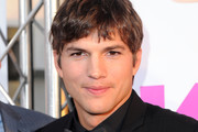 Ashton Kutcher Taper