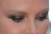 Charlize Theron Smoky Eyes