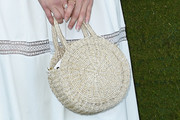 Abigail Spencer Straw Tote