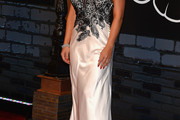 Jenni Farley Evening Dress