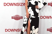 Kristen Wiig One Shoulder Dress