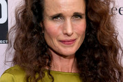 Andie MacDowell Long Curls