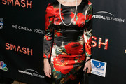 Bebe Neuwirth Print Dress