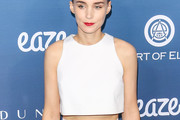 Rooney Mara Crop Top