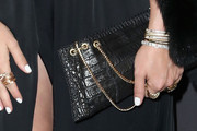 Hilary Duff Leather Purse