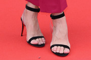 Glenn Close Strappy Sandals