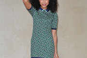 Corinne Bailey Rae Print Dress