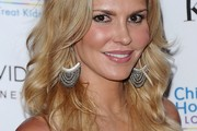 Brandi Glanville Long Wavy Cut