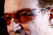 Bono Rimless Sunglasses