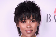 Alexandra Shipp Layered Razor Cut