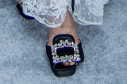 Michelle Yeoh Evening Sandals