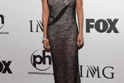 Roselyn Sanchez Lace Dress