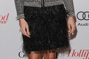 Cat Deeley Mini Skirt