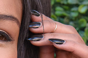 Chanel Iman Dark Nail Polish