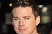 Channing Tatum Spiked Hair