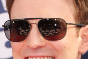 Chris Evans Aviator Sunglasses