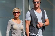 Chris Hemsworth Vest