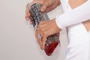 Christina Aguilera Tube Clutch
