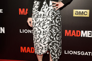 Vanessa Bayer Knee Length Skirt