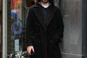 Colin Farrell Wool Coat