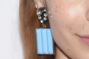 Cristin Milioti Dangle Decorative Earrings