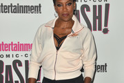 Regina King Zip-up Jacket