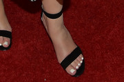 Debra Messing Strappy Sandals