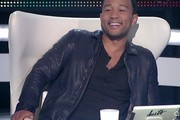 John Legend Leather Jacket