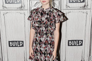 Angourie Rice Print Dress