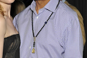 Russell Simmons Multi Beaded Necklace