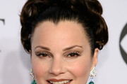Fran Drescher Pinned Up Ringlets