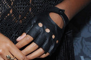 Damaris Lewis Fingerless Gloves