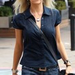 Danielle Spencer Button Down Shirt