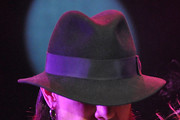Dave Navarro Suede Dress Hat
