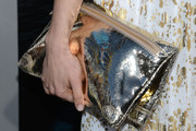 Leah Gibson Oversized Clutch