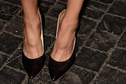 Paula Patton Evening Pumps